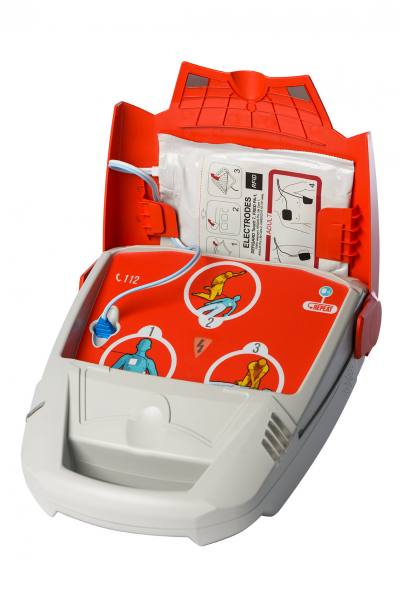 SCHILLER FRED PA-1 AED Defibrillator, Vollautomat