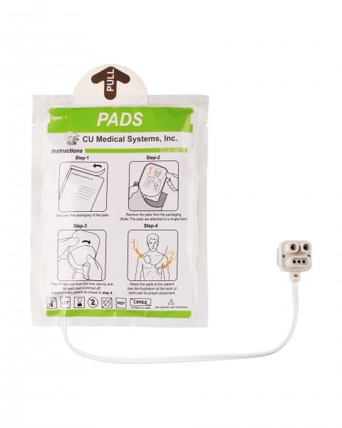 CU Medical Systems Defibrillationselektroden für Erwachsene - IPAD CU-SP Serie