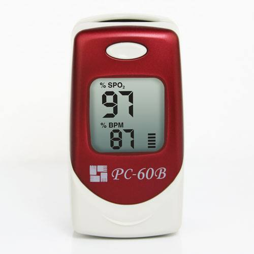 PC 60B FingerTip Pulsoximeter