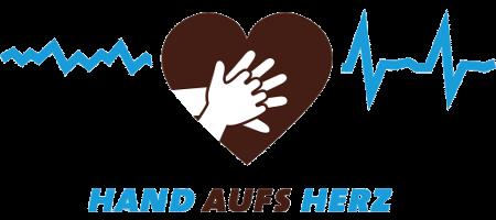 Logo Verein Hand aufs Herz e.V.
