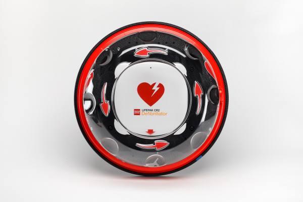 Rotaid Plus AED Wandkasten klarsicht, Innen