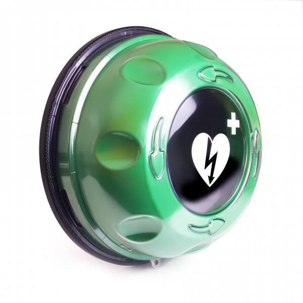 Rotaid Solid Plus mit Alarm, grün