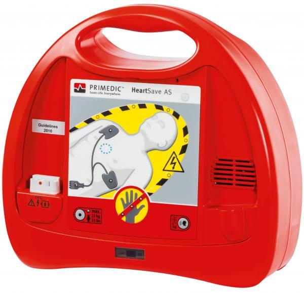 Primedic HeartSave AS - vollautomatischer Defibrillator