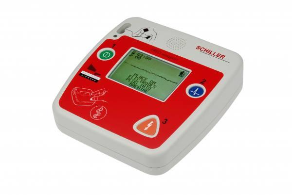 SCHILLER FRED easyport manuell Defibrillator