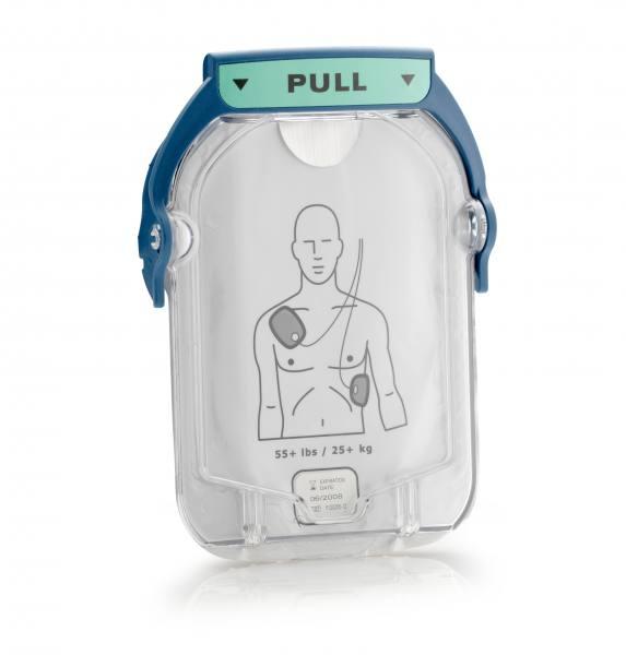 Philips HeartStart HS1 Elektrodenkassette
