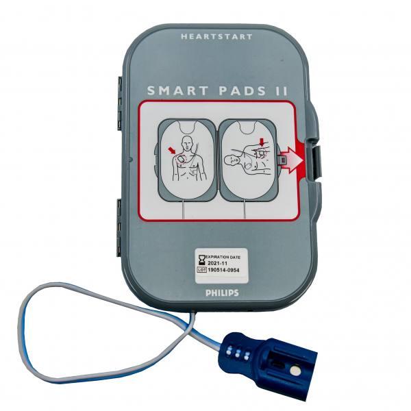 Philips HeartStart FRx Elektroden Smart Pads 2