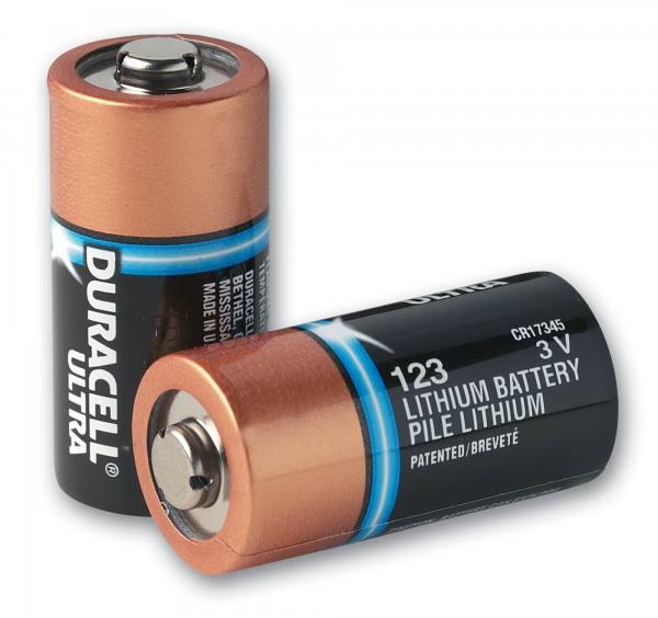 AED Plus Lithium-Batterien VE 10 Stück