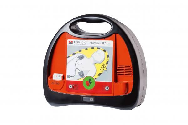 Primedic HeartSave AED - halbautomatischer Defibrillator