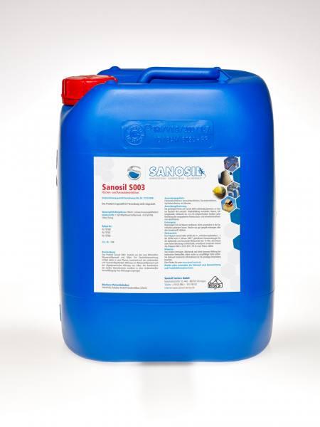 Sanosil S003 Flächendesinfektionsmittel 10kg Kanister