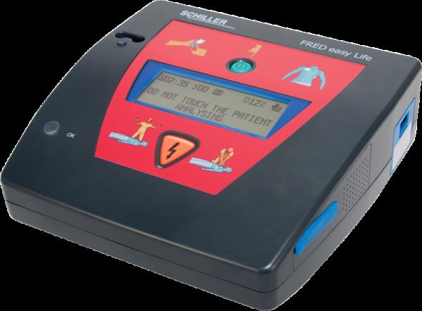 SCHILLER FRED easy Life - halbautomatischer Defibrillator