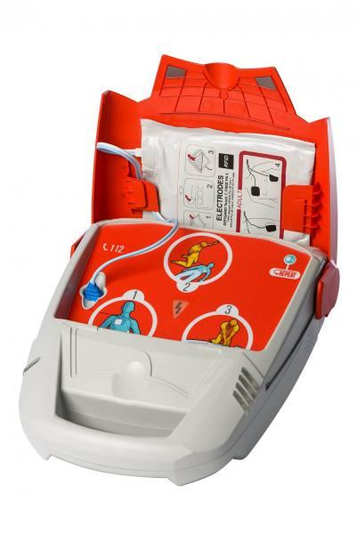 SCHILLER FRED PA-1 AED Defibrillator, Vollautomat, 10 Jahre Garantie