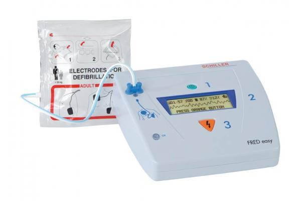 SCHILLER FRED easy professional Defibrillator