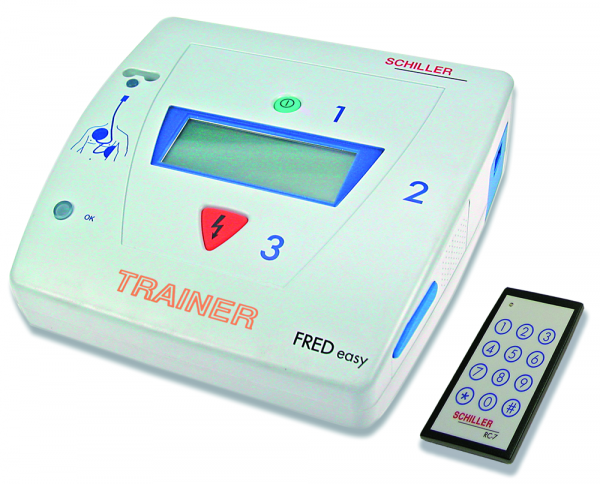SCHILLER FRED easy Trainer