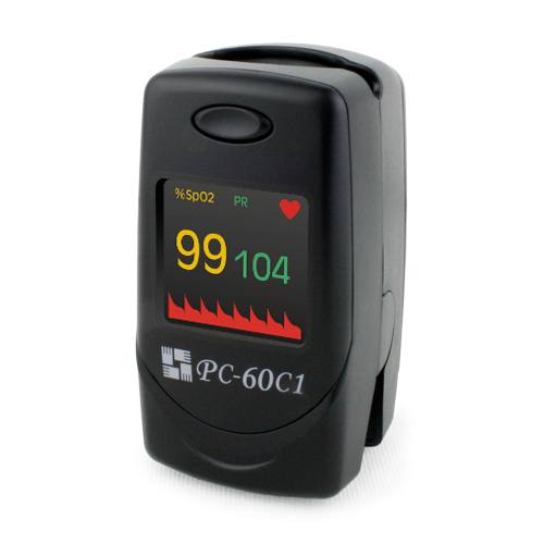 PC-60C PRO FingerTip Pulsoximeter
