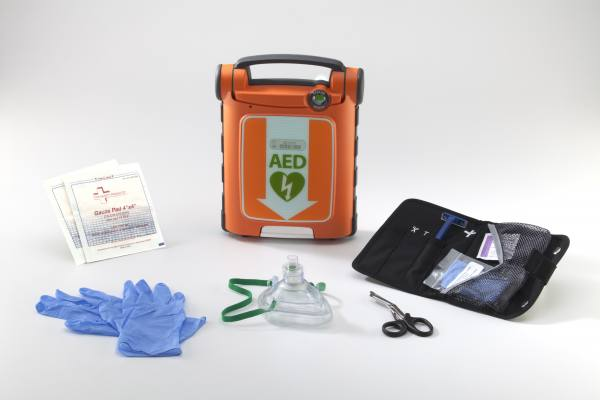 Cardiac Science Powerheart G5 Komplettpack (AED Ready-Kit)