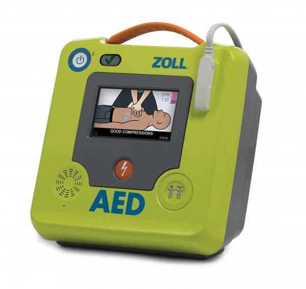 AED 3 Halbautomat
