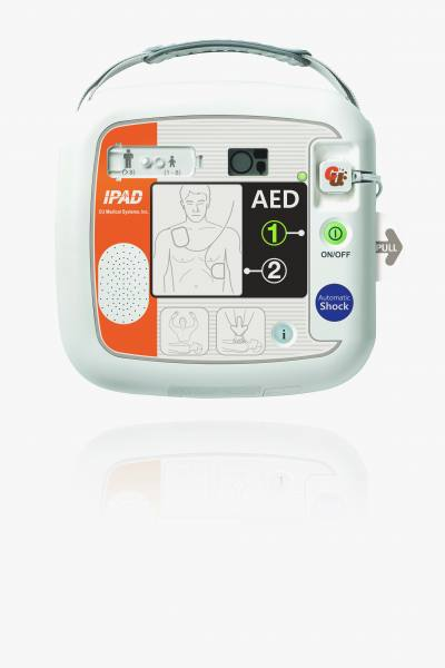 iPAD CU-SP1 vollautomatischer AED Defibrillator - CU Medical Systems