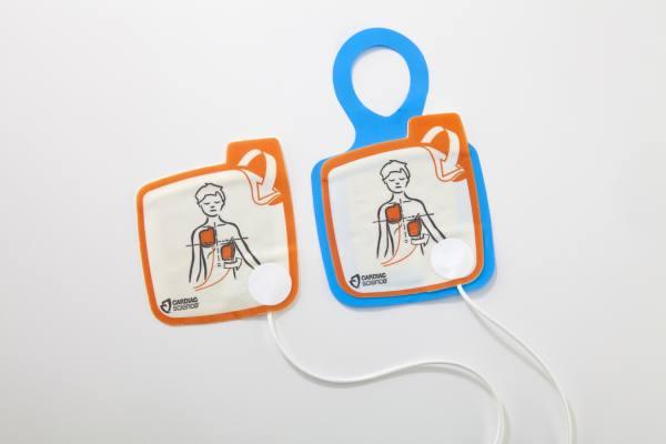 Cardiac Science Powerheart G5 Defibrillationselektroden (Kinder)