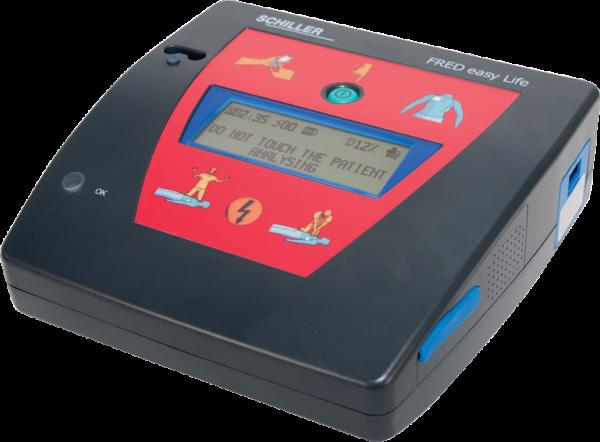 SCHILLER FRED easy life - vollautomatischer Defibrillator