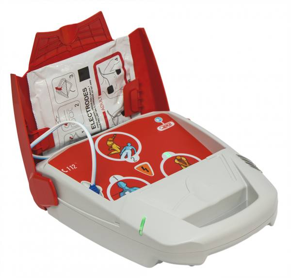 SCHILLER FRED PA-1 AED Defibrillator, Halbautomat, freeCPR