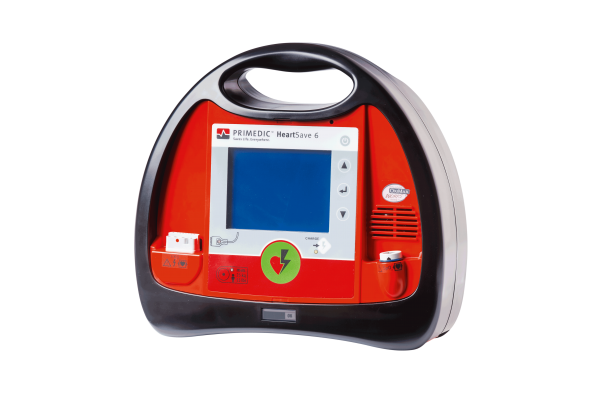 Primedic HeartSave 6S Defibrillator